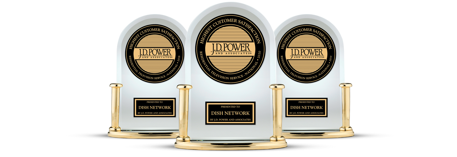 DISH Customer Satisfaction - Ranked #1 by JD Power - Cellnet Wireless & Satellite in Round Rock, Texas - DISH Authorized Retailer