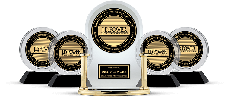 DISH Customer Service - Ranked #1 by JD Power - Cellnet Satellite & Internet in Round Rock, Texas - DISH Authorized Retailer